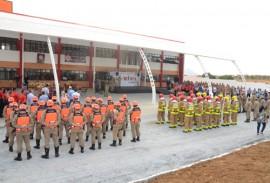 corpo de bombeiros em patos comemoram aniversario foto assessoria do bombeiros 2 270x183 - Unidades do Corpo de Bombeiros em Patos comemoram aniversário com solenidade militar