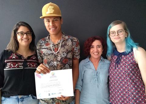fundac bolsista egresso recebe premio jovem pesquisador da UFPB (10)