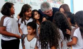 ricardo inaugura ginasio da escola jose vieira_foto jose marques (4)