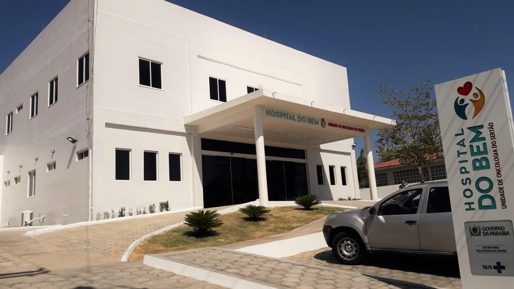 O Hospital do Bem fica em Patos