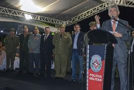 governadaor ricardo fala no aspirantado_foto walter rafael