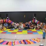 Aula aberta de Musicalização infantil