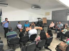 Reunião aconteceu na sede da 6ª Regional de Saúde