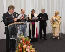 culto ecumênico - foto André Lúcio