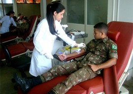 exercito participa de mobilizacao para doacao de sangue_foto asscom hemocentro (1)