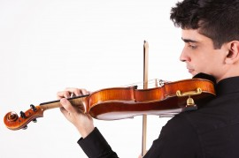 Thiago Formiga 270x179 - Orquestra Sinfônica da Paraíba apresenta concerto com regência do maestro paulista Luís Gustavo Petri